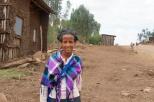 Health Worker in Ethiopia