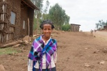 Health Worker in Ethiopia