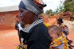 Zambian Mother and Child