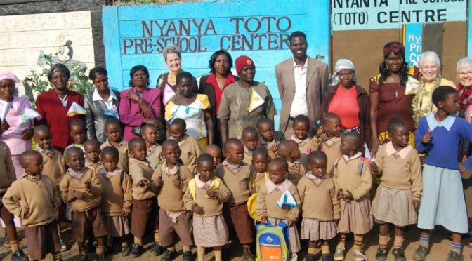 Action Campaign – Help Raise Funds, Awareness About Educating African Children