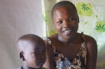 Mother and Son - Kisumu, Kenya
