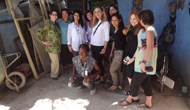 Bloggers Visit Haiti, Raise Awareness