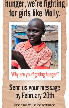 Why We Should All Care About #Hunger.