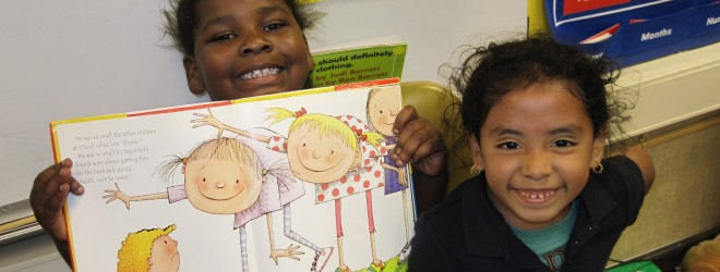 New Partner Announcement – Super Stars Literacy