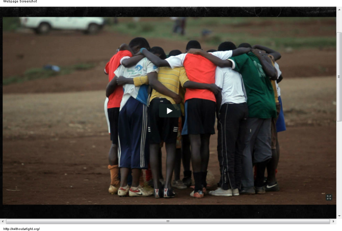 Donate to the Without a Fight Film and Support Carolina for Kibera
