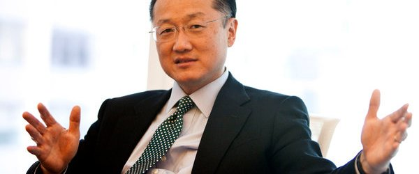 [Watch] Videos from World Bank President Jim Yong Kim