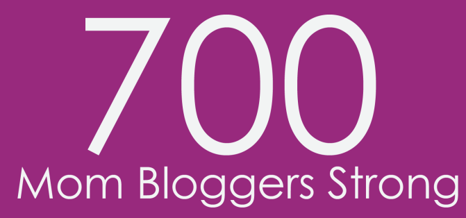 700 Mom Bloggers Strong
