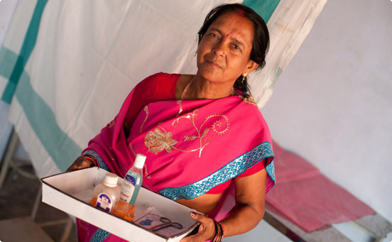 Path's Sure Start Program Ensures the Reduction of Maternal Mortality