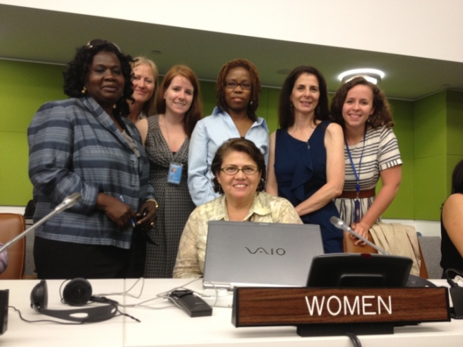 Women Rights and Rio+20