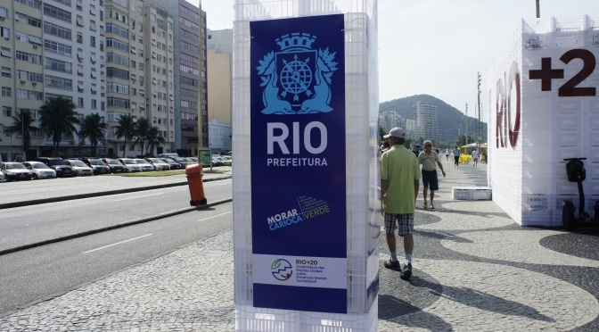 Rio + 20: How Rio is Upgrading Its Urban Slums