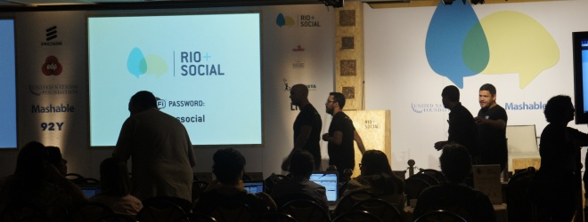 [Photos] Rio + Social Before the Event