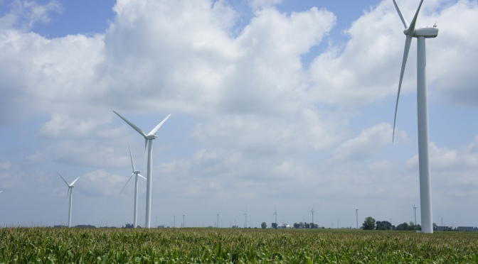 Powering the Country With Wind Energy