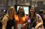 Meeting Moms at Brands and Bloggers Summit - Chicago - July 21, 2012