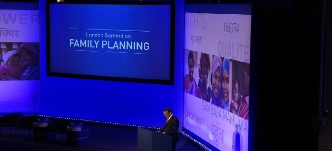 Developing Countries' Family Planning Commitments
