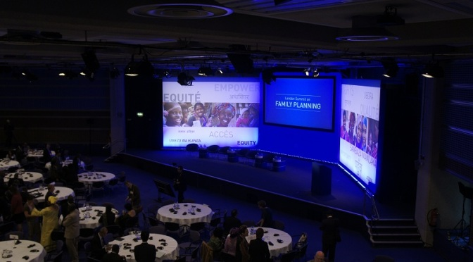 An Early Look at the London  Summit on Family Planning