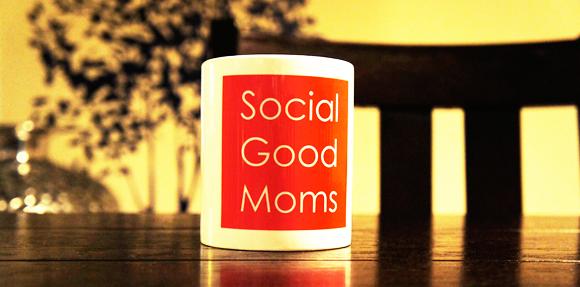 Social Good Moms Mug