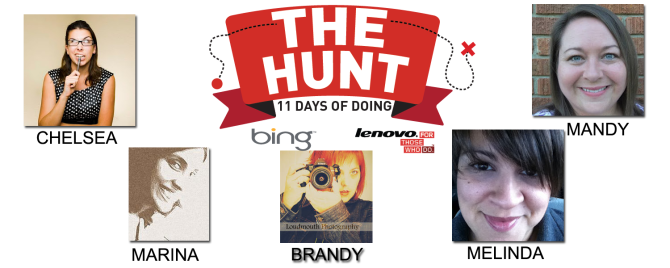 DoSomething.org's The Hunt: 11 Days of Doing