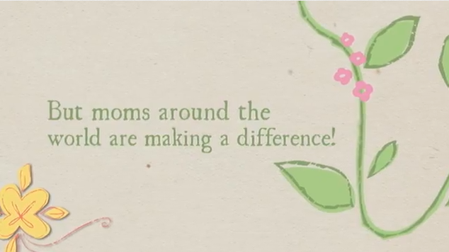 [Watch] Social Good Moms Say
