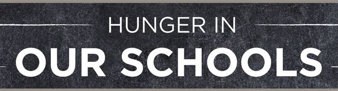 Hunger in Schools: 1 in 5 U.S. Kids Will Face Hunger This Year