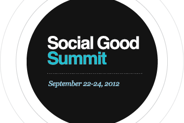 Attend the Social Good Summit: Sept 22 – 24