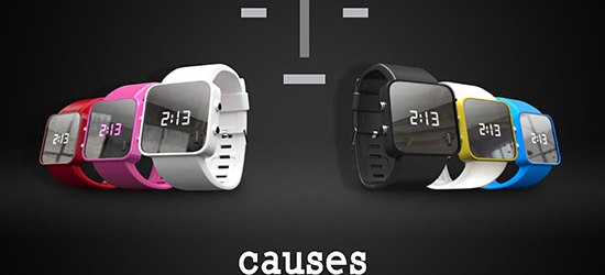 The 1:Face Watch Supports Global Causes