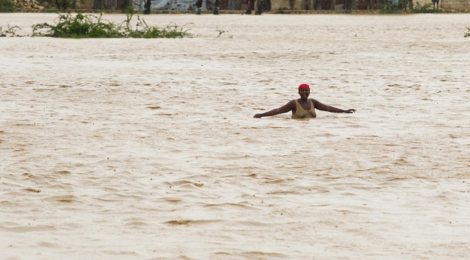 Haiti Experiences Devastation After Sandy