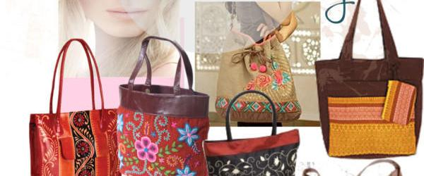 8 Beautiful Fair Trade Handbags