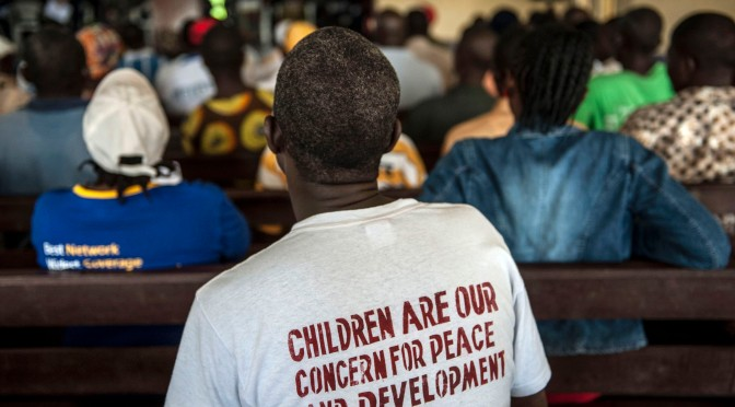 Protecting Women, Girls in Liberia