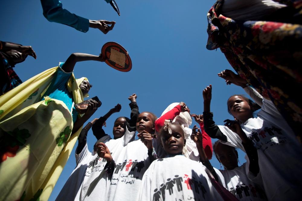 Sixteen Days of Activism Against Gender Violence Zero Tolerance