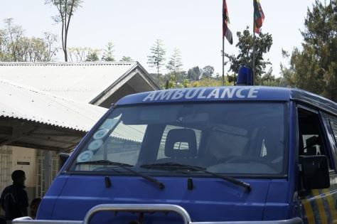 Ambulance Service - Bishoftu