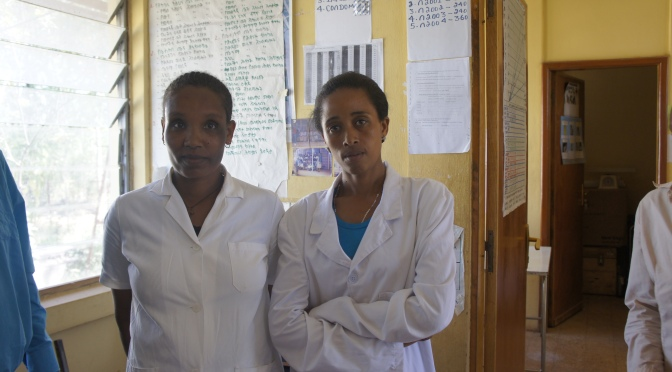 One Million Health Workers Slated to be Trained in Sub-Saharan Africa