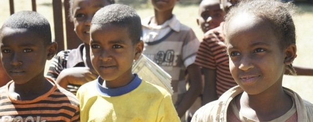 Help Send Books to Ethiopian Schoolchildren