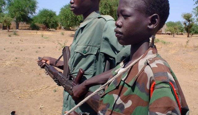 Tumult Renewed in Central African Republic, Child Soldiers Recruited