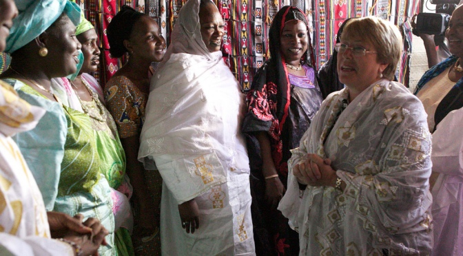 How Women Are Faring During Malian Conflict