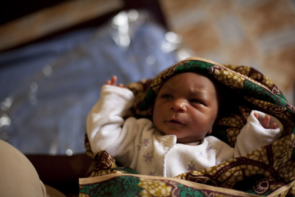 Liberia: Newborn