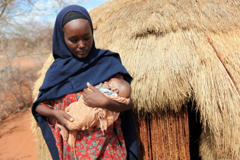 Drought, Kenya