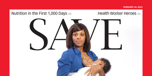 Save the Children Releases Important New Breastfeeding Report