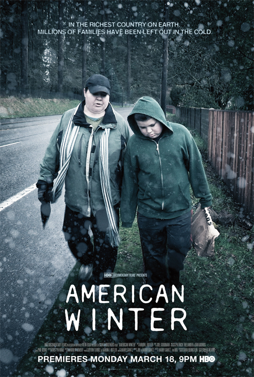 HBO Presents New Documentary About Poverty – 'American Winter'