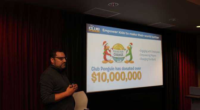 Club Penguin Teaches Kids the Value of Philanthropy