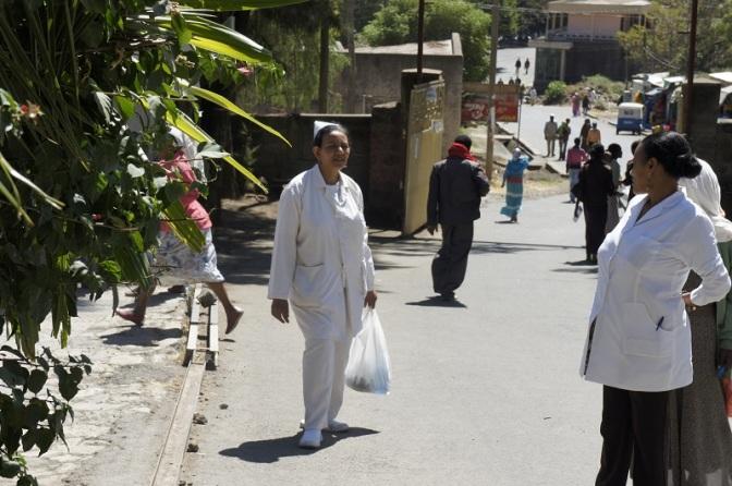 [Photos] Celebrating World Health Workers Week