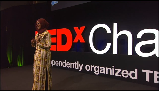 [Liveblog] HALIMA HIMA #TEDxChange