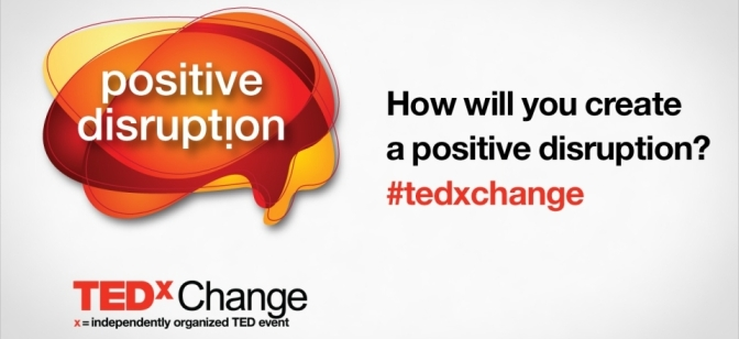 Liveblogging #TEDxChange Today at 12 PM EST