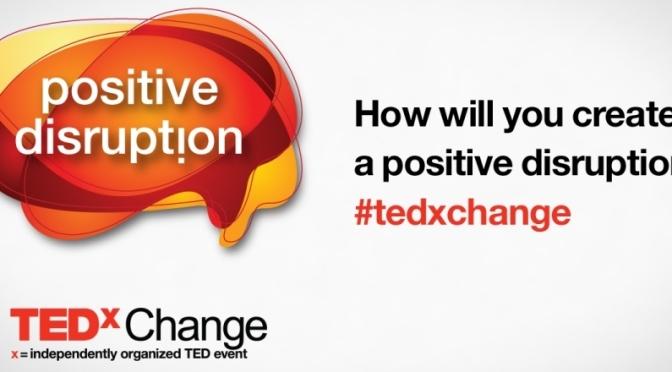 Liveblogging #TEDxChange Today at 12 PM EST