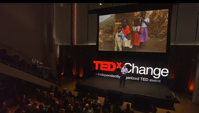 [Liveblog] Roger Thurow #TEDxChange
