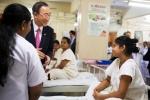SG visits Cama Hospital