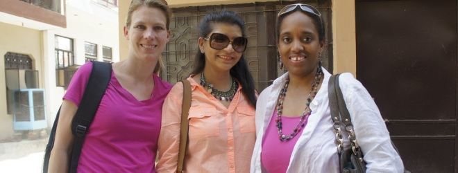 Meeting a Fellow Mom Blogger in India