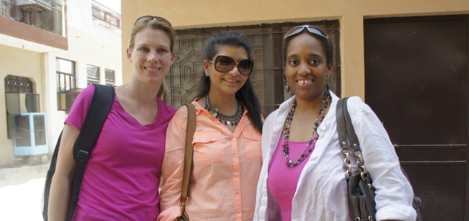 Meeting an Indian Mom Blogger in Delhi