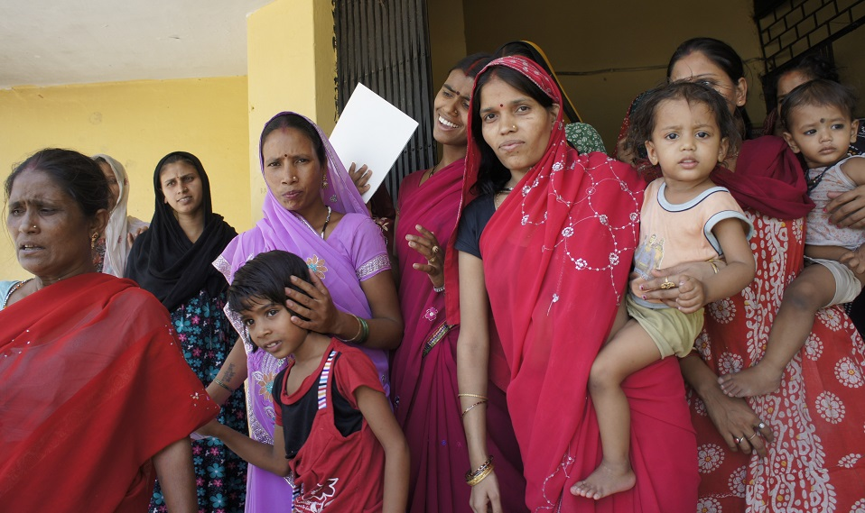 Mothers' Group in Delhi