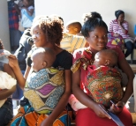 Vaccine Day - N'Gombe Clinic - Lusaka