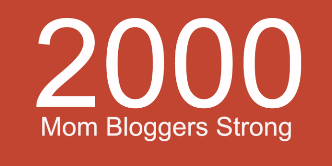 News: 2000 Social Good Moms Strong!